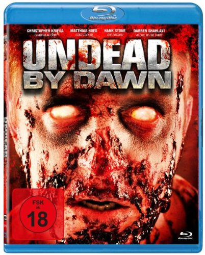 Undead By Dawn [Blu-ray]