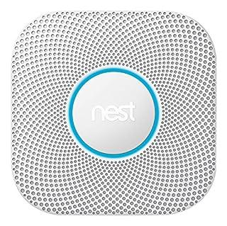 Nest Protect 2generación de Humo y Detector de monóxido de Carbono, 1Pieza, Color Blanco, s3000bwde (B01MU4E9B7)   Amazon Products