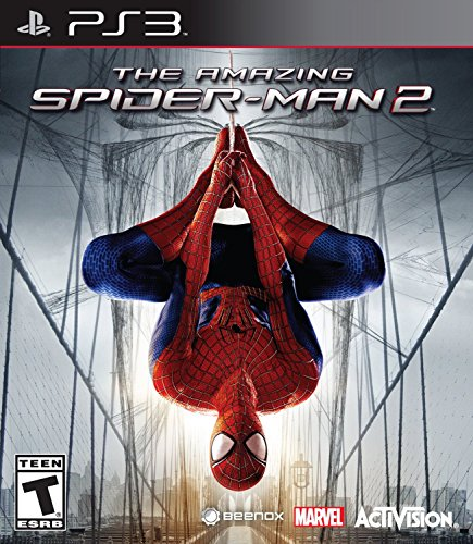 Fear Ps3 3 (The Amazing Spider-Man 2 (Sony PS3) [Import UK])
