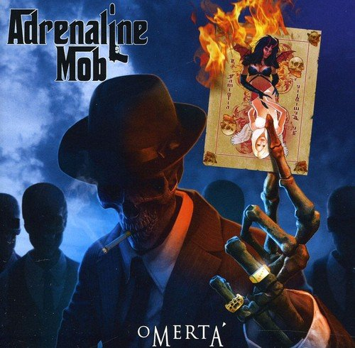 Adrenaline Mob: Omerta (Audio CD)