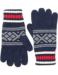 Hilfiger Denim Thdm Glove 3, Gants Homme