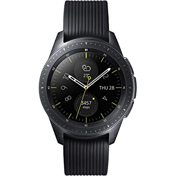 Samsung Galaxy Watch - Reloj inteligente LTE (42 mm) color negro- Version española