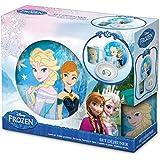 Beta Service Set Petit Déjeuner el50862la Reine des Neiges Frozen, 3pièces, plastique, multicolore, 15x 25x 12cm
