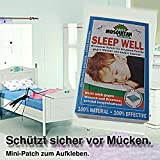 Anti Mosquitan 24er INSEKTENSCHUTZ Pads - Sleep Well