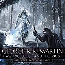 A Song of Ice and Fire 2016 Calendar (Calendar 2016)