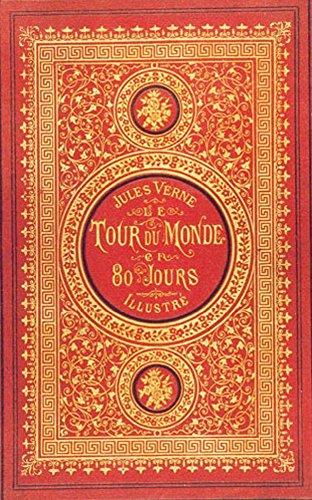 La Vuelta al Mundo en Ochenta Días por Julio Verne