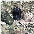 QMFIVE Outdoor Multicolor Sonnenschutz Chapeau Hut für Tactical Airsoft Paintball Aufstieg Camping von QMFIVE bei Outdoor Shop