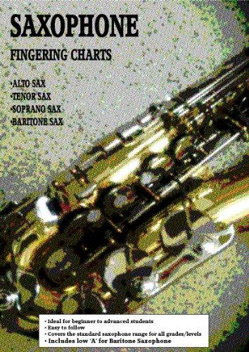 saxophone-fingering-charts