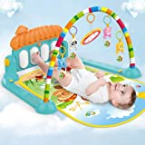 Supreme Deals® Latest Baby's Piano Gym Kick and Play Multi-Function ABS High Grade Plastic Piano Baby Gym and Fitness…
