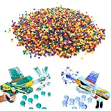 10000pcs Rainbow Crystal Water Paintball a Gun Bullet Darts Pistol Toys
