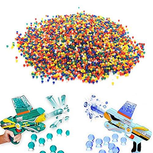 Taoytou Regenbogen Kristallwasser Paintball Spielzeug 10000St
