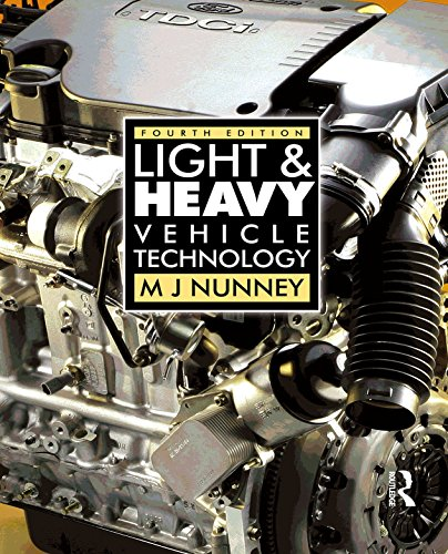 Light and Heavy Vehicle Technology (English Edition) -