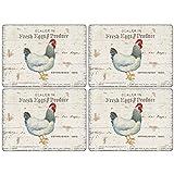 Pimpernel Tischsets - On the Farm - 4er Satz