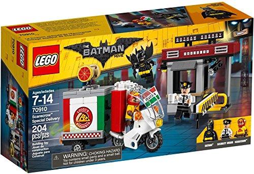 Lego Batman Scarecrow Spezial-Lieferfahrzeug und Gebäude (Gotham Licht Zwei)