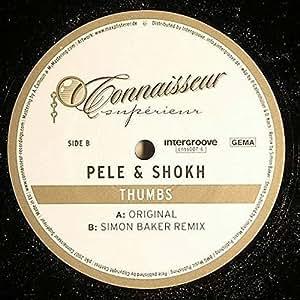 Pele & Dave Shokh - Thumbs - Connaisseur Supérieur - cnss007-6