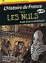 Histoire de France en BD pour les Nuls, tome 6 : Les Guerres de Religion par Acunzo
