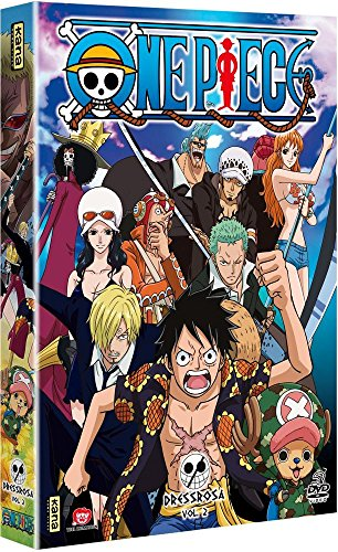 One Piece - Dressrosa - Vol. 2