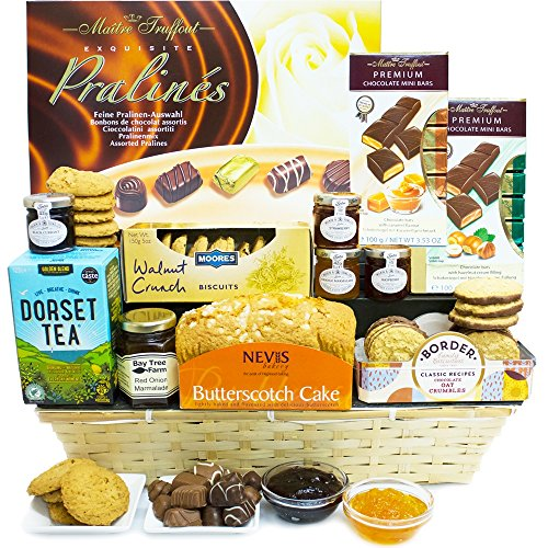 THORNFORD HAMPER GIFT - Traditional Gourmet & Luxury Easter Hampers and Fathers Day Hamper Gifts by Eden4hampers