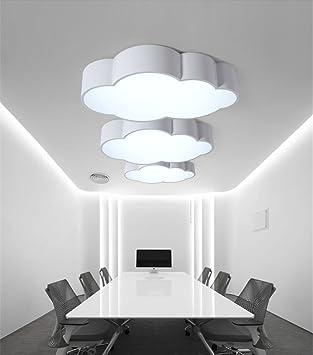 Malovecf Wolken Lampe Moderne Minimalistische Led Deckenleuchte ...