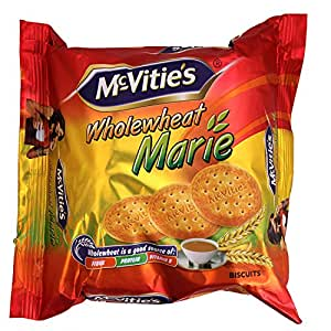 McVities Biscuits - Wholewheat Marie