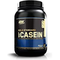 Optimum Nutrition 100% Casein Protein, Chocolate 4 lbs