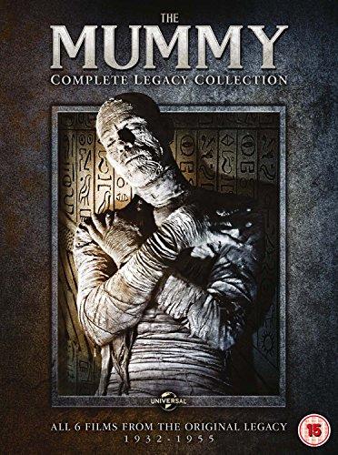 Preisvergleich Produktbild ENGLISCH SPRACHIGER ARTIKEL - The Mummy Complete Legacy Collection (6 Films) (1 DVD)
