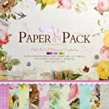 Best Scrapbooking - 12 x12 Inch Decorative Card Making Scrapbooking Paper Review