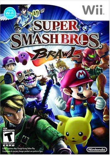 Super Smash Bros. Brawl (Renewed) (Bros Brawl Smash Wii Super)