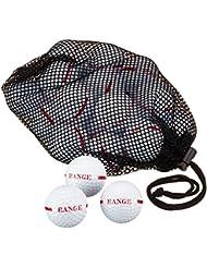 Second Chance Golfball 500 Range - 1 Piece - Bolas de golf para prácticas de driving, color blanco, talla 1