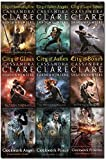 Cassandra Clare Mortal Instruments & Infernal Devices Collection 9 Books Set Pack