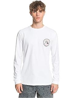 Quiksilver Eqyzt05507 T Shirt Manches Longues Homme