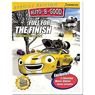 Auto-B-Good: Fuel for the Finish (Special Edition)