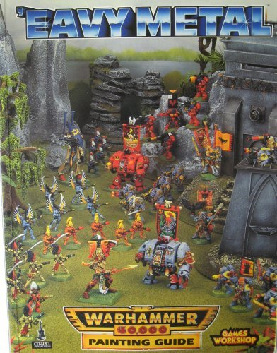 Eavy Metal Warhammer 40,000 Painting Guide by Mike McVey (1994-12-02) par Mike McVey