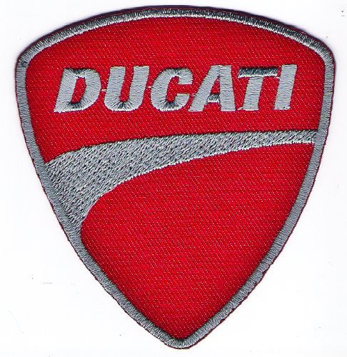 red-ducati-badge-logo-sign-symbol-embroidery-embroidered-sew-on-iron-on-patch