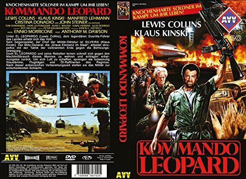 Kommando Leopard (Große Hartbox)