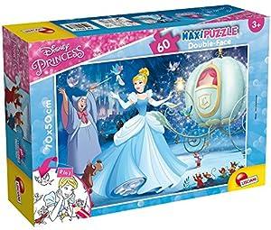 Lisciani Giochi 66735.0-Cinderella Puzzle DF Supermaxi 60