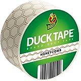 Duck Tape Honeycomb geweven tape - zwart gouden tape om te verpakken, cadeau te geven en te verfraaien