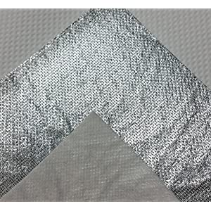 aluminiumbedampftes Verbandmaterial