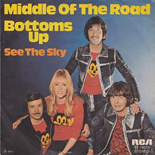 Bottoms up / See the sky / 74-16 213