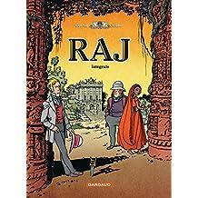 RAJ - Intégrale complète - tome 1 - RAJ INTEGRALE