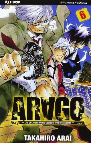 Arago: 6 (J-POP) por Takahiro Arai
