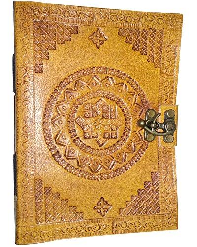 gefertigt Prime Reisetagebuch Chakra Tagebuch Schreiben Notebook Geschenk für Herren und Damen ()