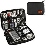 OrgaWise Travel Electronics Organizer Accessori per Elettronica Portatile Custodie per Dischi rigidi, Cavi di Ricarica, Caric