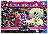 Ravensburger Italy 12739–Disney Coco Panorama Puzzle, 200Teile