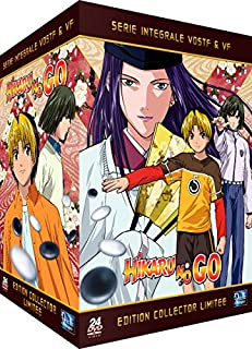 Hikaru no Go - Intégrale - Edition Collector Limitée (24 DVD + Livrets) (B004JMMWLK) | Amazon price tracker / tracking, Amazon price history charts, Amazon price watches, Amazon price drop alerts