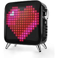 Divoom Tivoo Max 2.1 LED Bluetooth Lautsprecher mit Mehrfarbiger LED Anzeige,10000mAh 40W Musikbox, Smart Digital…