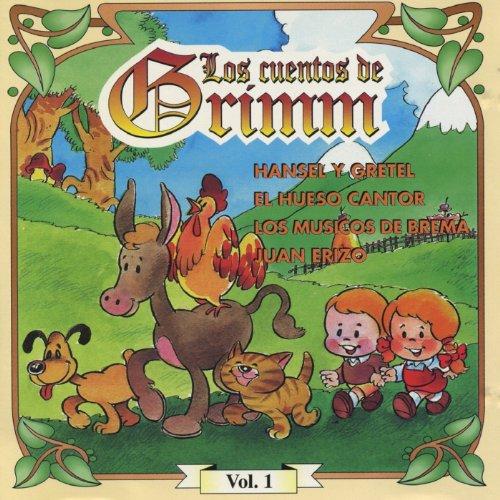Los cuentos de Grimm vol.1 por Hermanos Grimm