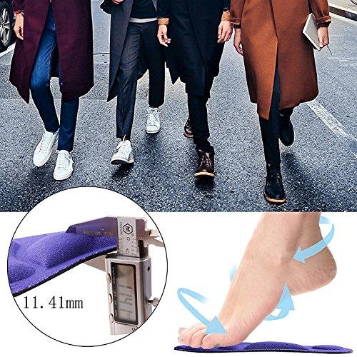 Elett, Chaussures De Marche Pour Homme Bleu Jean