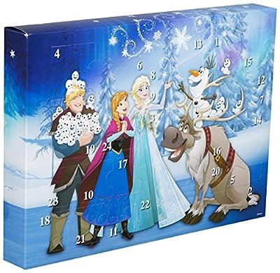 Disney Frozen DFR15-6382 - Calendario de adviento de Sambro
