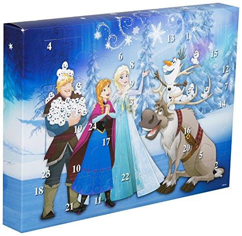 Disney Frozen DFR15-6382 - Calendario de adviento
